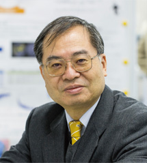 Director of research center:Professor Hiroshi ISHIKAWA, Dr. Science